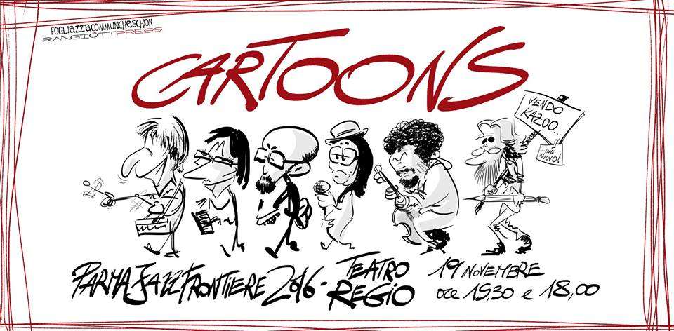 Cartoons! C'era una volta... (Once upon a time)