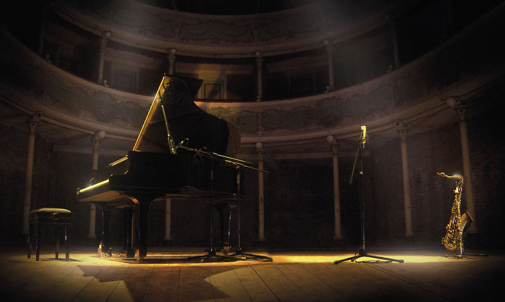 Frames - A Jazz Evening at Teatro Gualtieri